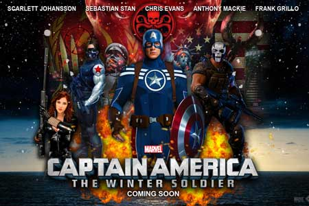 Mengintip Film Captain America: The Winter Soldier