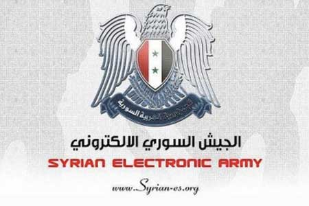Hacker Syrian Electronic Army kembali berulah