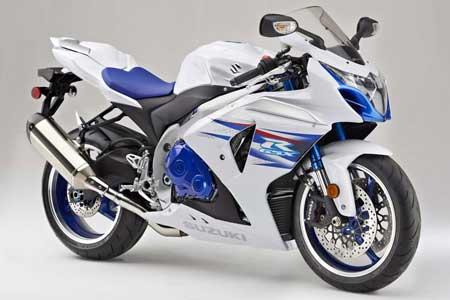 Suzuki Luncurkan Yoshimura GSX-R750 2014 Limited Edition