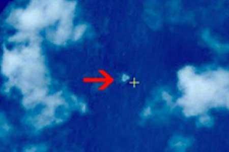 Kapal Vietnam, Tak temukan serpihan di lokasi citra satelit China