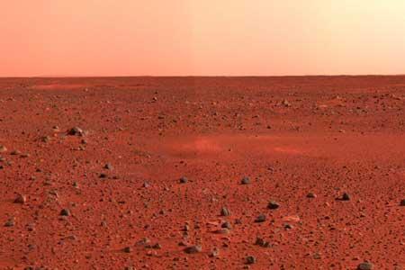 NASA Bakal Kirim Naga Merah Ke Planet Merah
