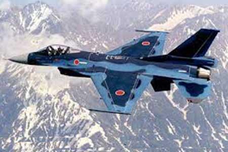 Gunakan Jet Tempur, Jepang Pukul Mundur Pesawat China