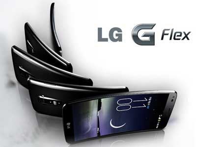 G Flex smartphone unik peraih If Design Award 2014