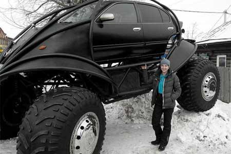 Ini Dia Bentuk Monster Sedan Mewah dari Nissan