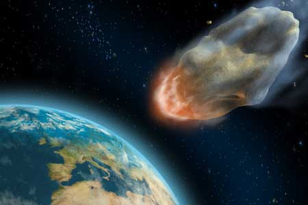 Waspada, Asteroid berukuran 3 kali ukuran bus bakal melintasi bumi