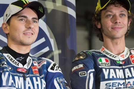 Rossi Percaya Lorenzo Bakal Kompetitif di ajang MotoGP Qatar