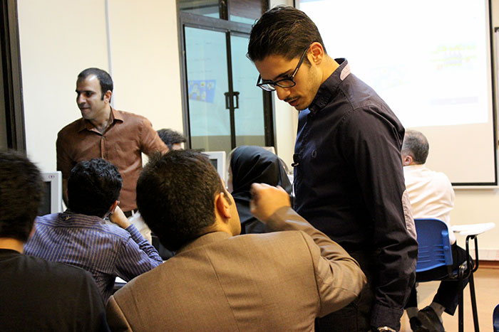 گزارش جلسه چهارم دوره وبمستر پولساز
