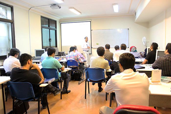 جلسه اول دوره وبمستر پولساز - میرابوطالبی