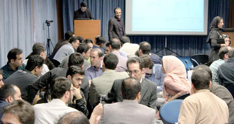 گردهمایی بزرگ وبمسترها