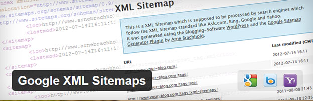 پلاگین xml sitemaps