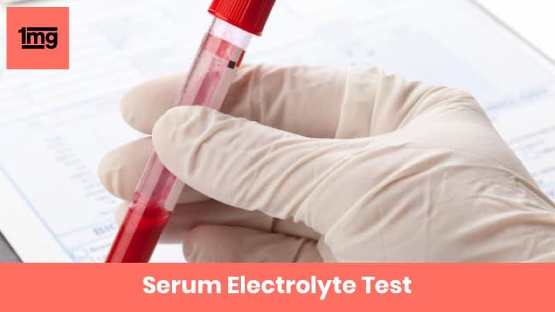 Serum Electrolyte