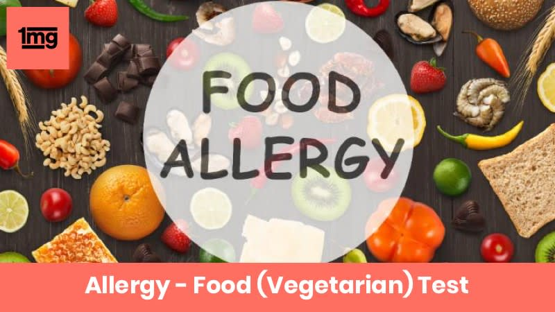 Allergy - Food (Vegetarian)