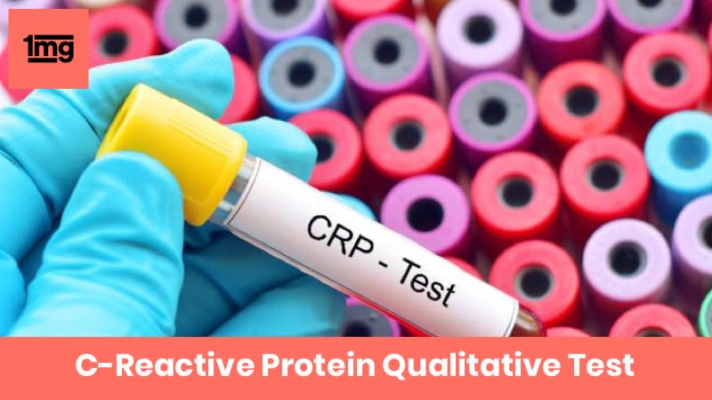 C-Reactive Protein Qualitative