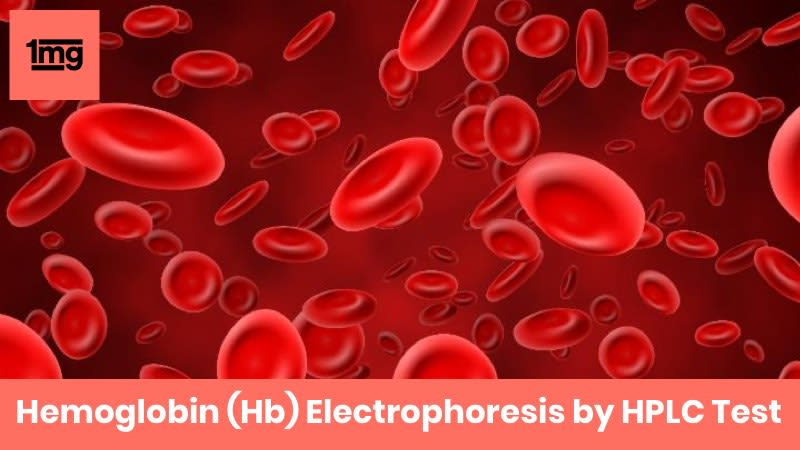 Hemoglobin (Hb) Electrophoresis by HPLC