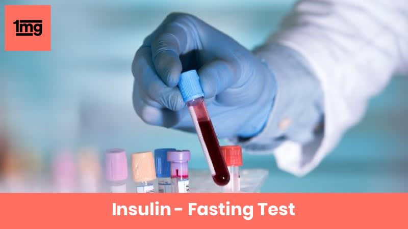 Insulin - Fasting