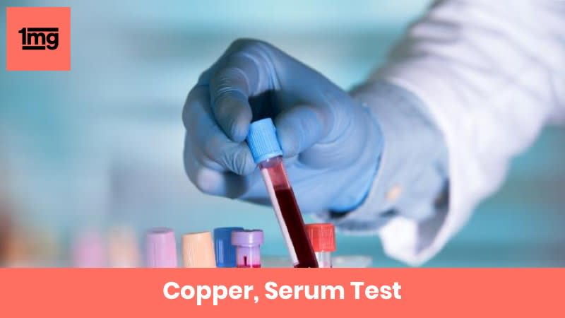 Copper, Serum