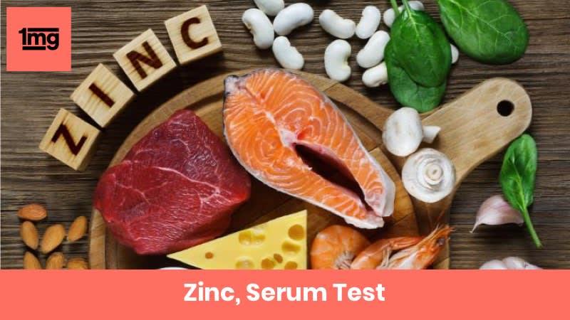 Zinc, Serum