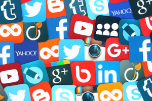 social media services logo