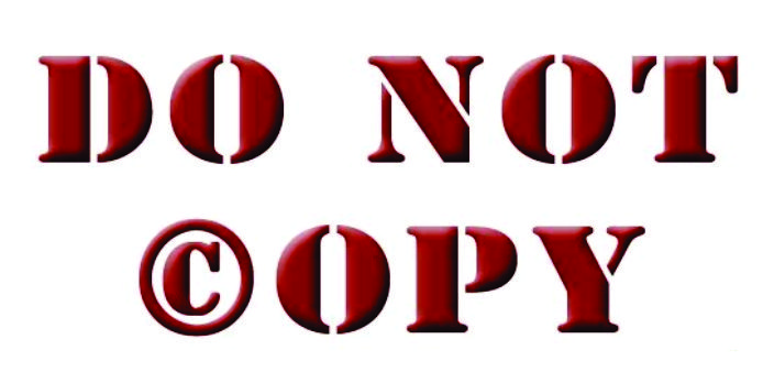 Do not use Duplicate Content
