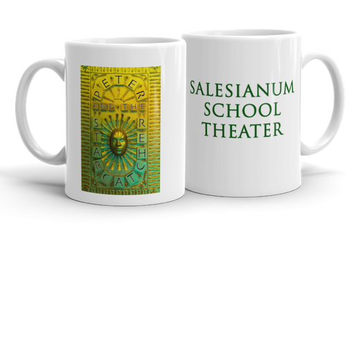 "Salesianum School Theater - ""Peter and the Starcatcher"" Mug"