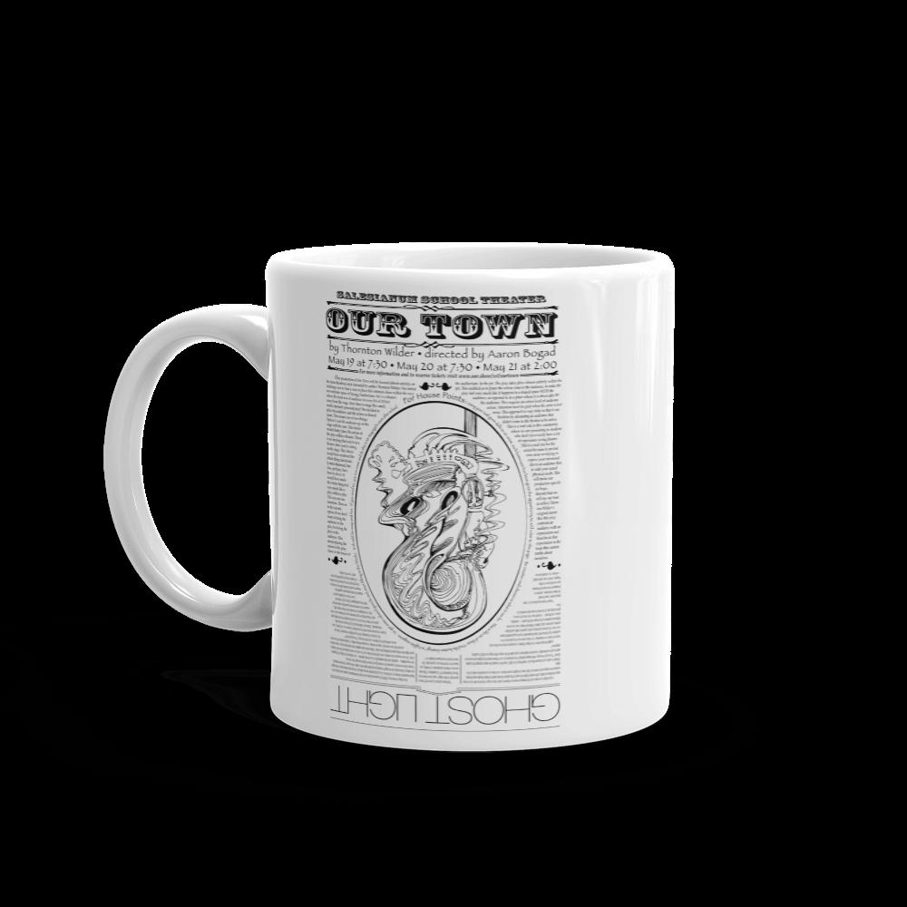 Our Town - Mug