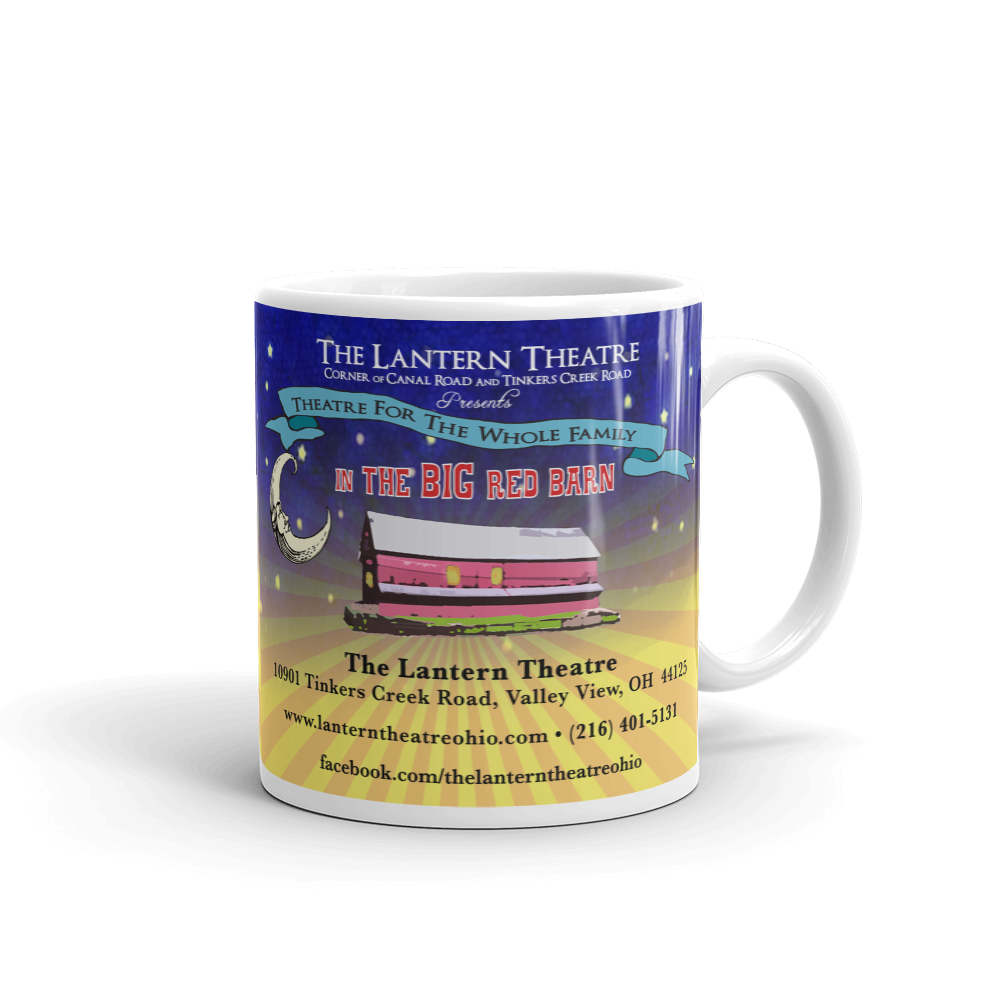 Lantern Theatre Mug