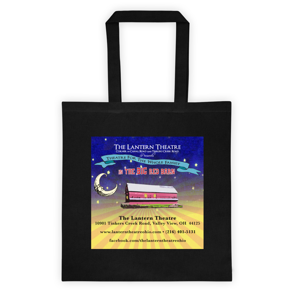 Lantern Theatre Tote Bag