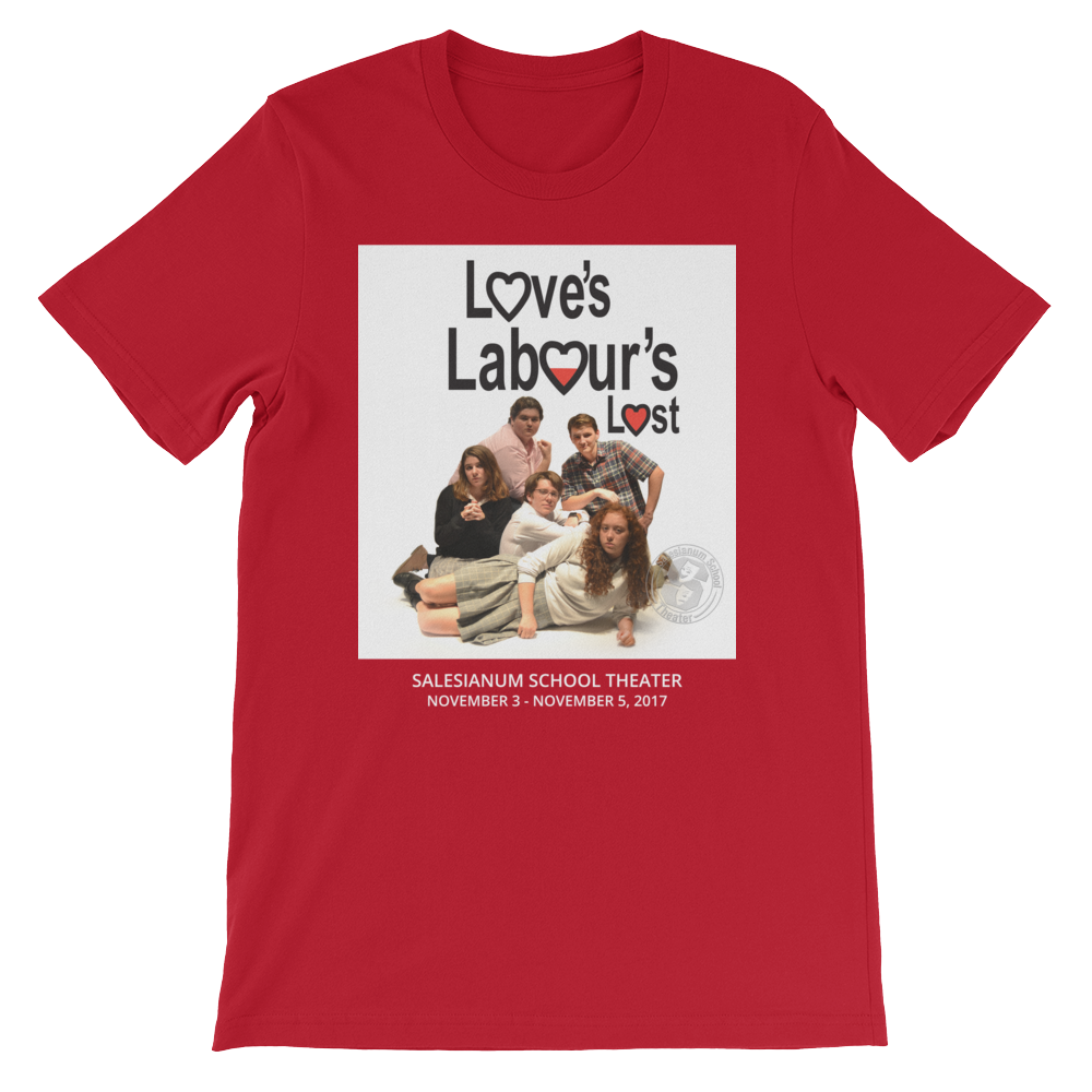 Loves Labours Lost Unisex T-Shirt