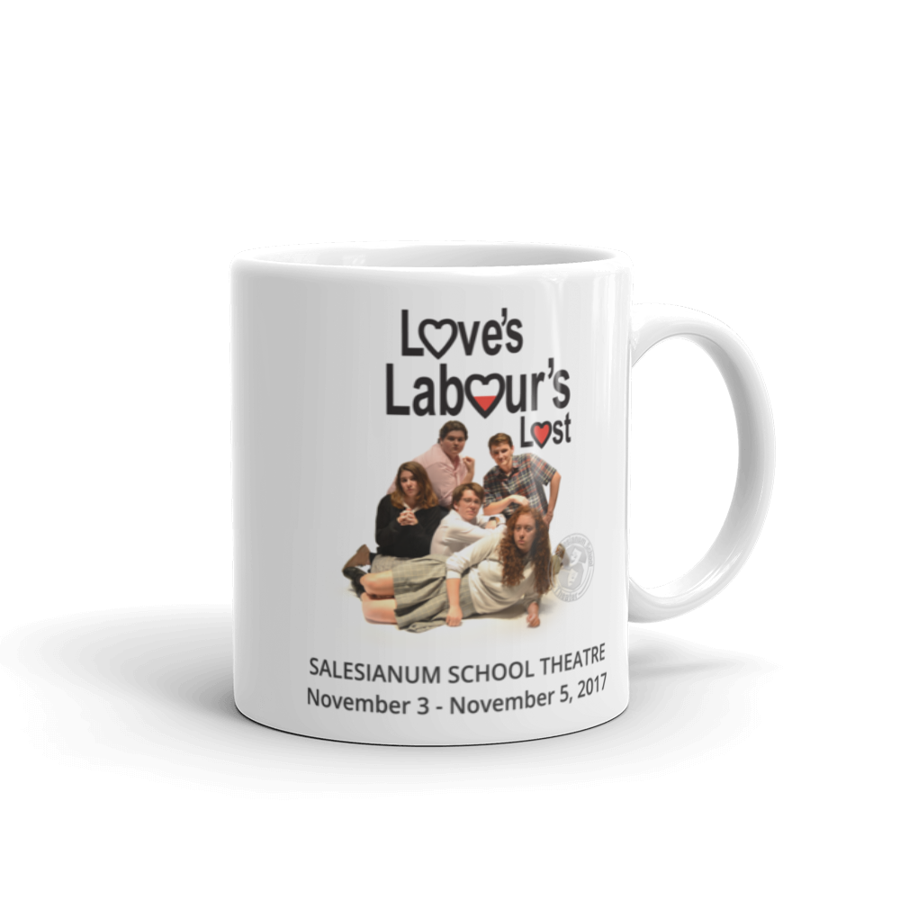 Loves Labours Lost Mug