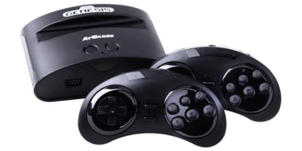 The Sega Genesis 80-in-1