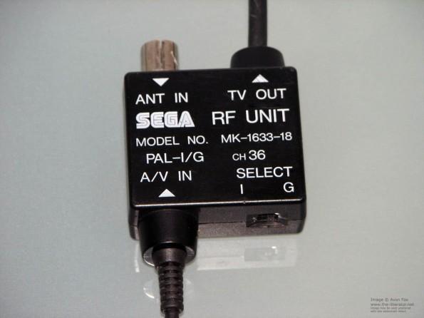 A Sega RF Unit