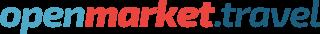 openmarket.travelagencia de viajes logo