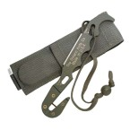 OKC FG Model 1 Strap Cutter w/Sheath