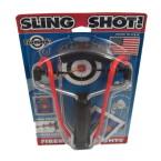 Slingshot, Fiber-Optic Sights