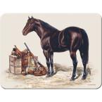 Horse W/ Saddle Cutting Board
