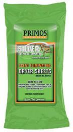 Primos Eliminating Dryer Sheets Control Freak w/Silver XP