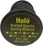 Halo Braided .024 Serving Black