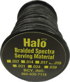 Halo Braided .019 Serving Black
