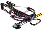 14 Barnett Raptor Pink Crossbow Package w/4x32 Scope