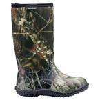 Classic Kids High Boot Mossy Oak Infinity Size 2