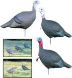 Love Triangle Flock Decoy