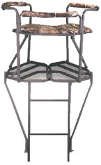 Crush Series Outlook Ladder Stand