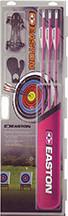 13 First Start Quiver XX75 1816 Pink Arrows