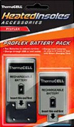Pro Flex Battery Pack for Heated Insoles