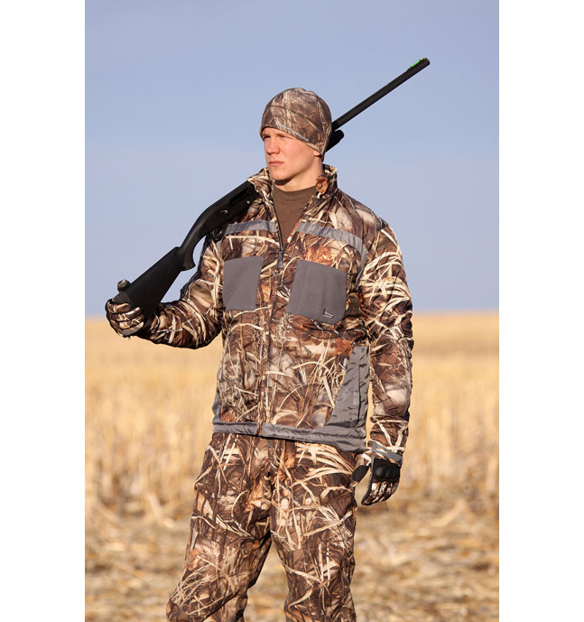 Banded Slider Insulated Jacket Field