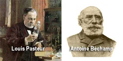 Pasteur and Bechamp