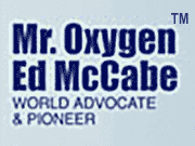 Mr Oxygen Ed McCabe