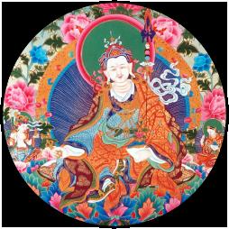 Padmasambhava landscape f69rwf