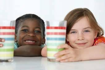 Crianças e alimentação