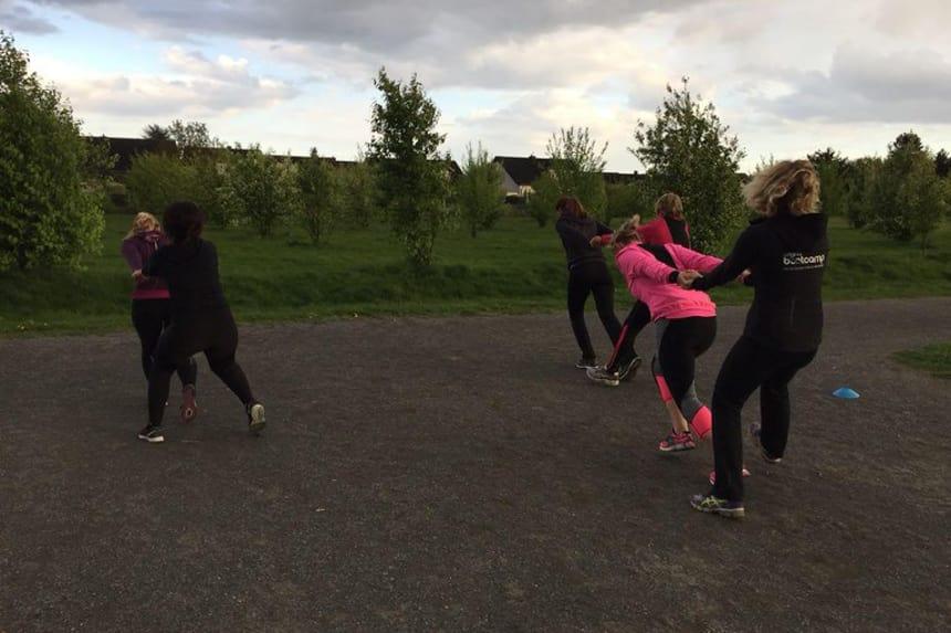Outdoor Fitnesstraining in Pulheim